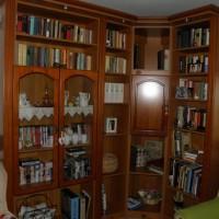 Könyves szekrény egyedi igény alapján a Nemes Bútortól - 48