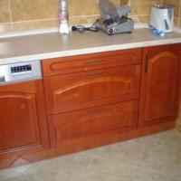 Egyedi beépített konyhaszekrény a Nemes Bútortól -98