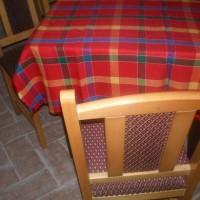 A villányi Vinatus pince és fogadó, vendéglő bútorzata - 10