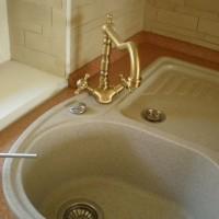 Gránit mosogatótálca csapteleppel a Nemes Bútortól -34