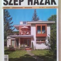Nemes Bútor a Szép Házak magazin 2013/6. számában - 8