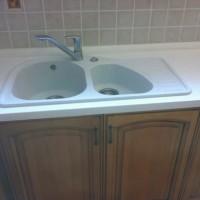 Gránit mosogatótálca csapteleppel a Nemes Bútortól -93