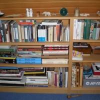 Könyvespolc egyedi igény alapján a Nemes Bútortól -11