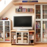 Könyves szekrény egyedi igény alapján a Nemes Bútortól - 11