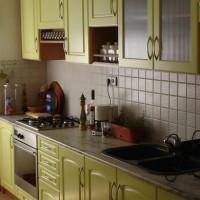 Egyedi beépített konyhaszekrény a Nemes Bútortól -1