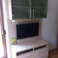 Üveges szekrény egyedi igény alapján a Nemes Bútortól - 7