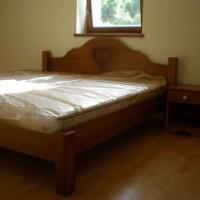Franciaágy matraccal és éjjeliszekrénnyel a Nemes Bútortól -11