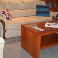 Dohányzóasztal polccal nappaliba a Nemes Bútortól -7
