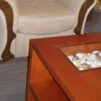 Dohányzóasztal polccal nappaliba a Nemes Bútortól -6