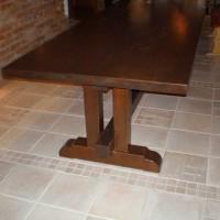 Nagy méretű étkező asztal a Nemes Bútortól -5