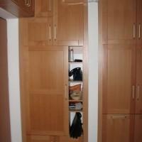 Beépített szekrény egyedi igény alapján a Nemes Bútortól - 43