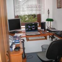 Számítógép asztal polcokkal a Nemes Bútortól -3