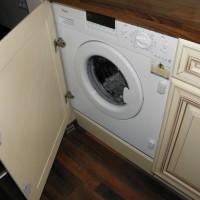 Egyedi konyhaszekrény beépített mosógéppel a Nemes Bútortól -79
