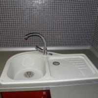 Gránit mosogatótálca csapteleppel a Nemes Bútortól -75