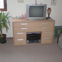 TV és Hifi szekrény egyedi igény alapján a Nemes Bútortól - 36