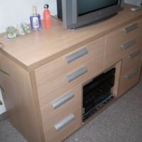 TV és Hifi szekrény egyedi igény alapján a Nemes Bútortól - 35