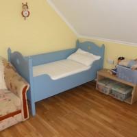 Gyermek ágy betéttel gyerekszobába a Nemes Bútortól -1