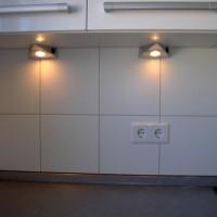 Konyhaszekrény beépített világítással a Nemes Bútortól -64