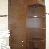 Egyedi fürdőszoba bútor és berendezés a Nemes Bútortól -17