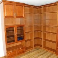 Egyedi készítésű ruhás és könyves szekrény a Nemes Bútortól - 50