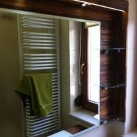 Egyedi fali tükör világítással fürdőszobába a Nemes Bútortól -8