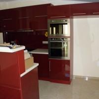 Egyedileg beépített konyhaszekrény a Nemes Bútortól -106