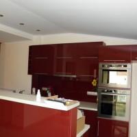 Egyedileg beépített konyhaszekrény a Nemes Bútortól -108