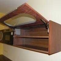 Egyedi hajós polc, konyhaszekrény a Nemes Bútortól -112