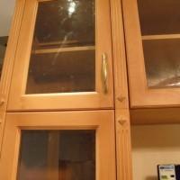 Egyedi készítésű vitrines szekrény a Nemes Bútortól - 53