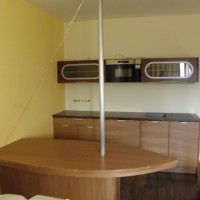 Hajó formájú egyedi étkező asztal a Nemes Bútortól -14