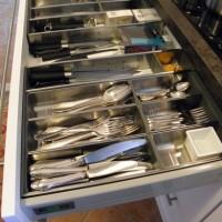 Egyedileg beépített konyhaszekrény a Nemes Bútortól -120